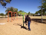 Country Club Park-Graviton Spinner