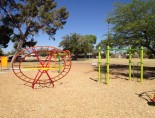 Country Club Park - Atom Climber  Overhead Bars