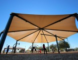 Red Mountain Park - Octagon Shade Structure