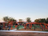 Eastmark Great Park - Mesa AZ - The Orange Monster