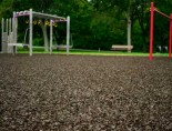 Brown-Playground-Rubber-Mulch-closeup