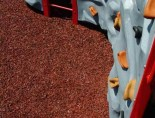 GroundSmart-Playgroud-Rubber-Mulch-Climbing-Wall-Red