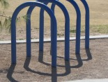 bk -Standard Loop Bike Rack