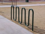 am -premier polysteel bike rack