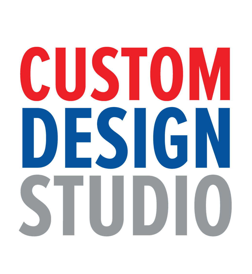 Custom Design Studio Logo