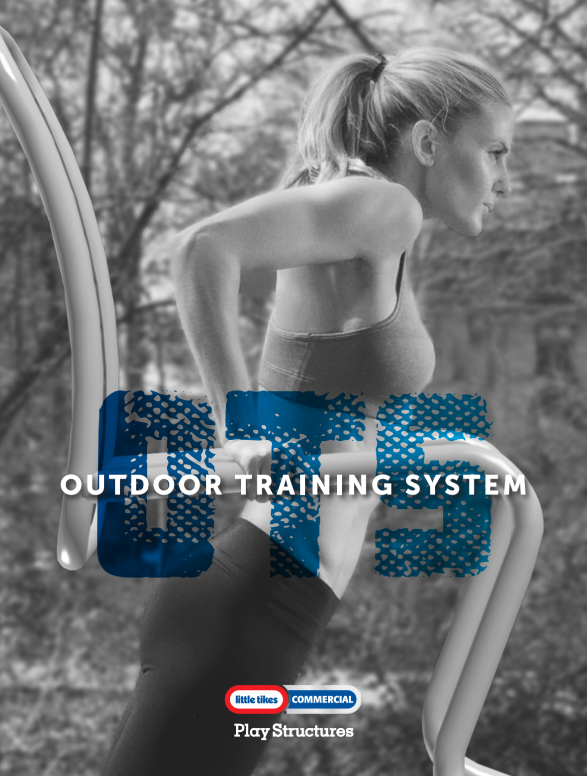 Little Tikes - Outdoor Training System